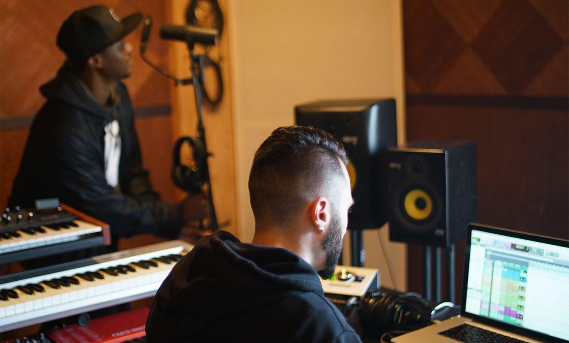 5PiECE-Gudini-Recording