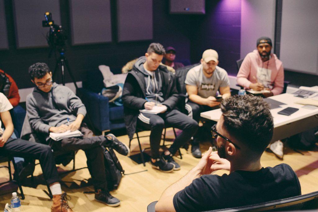 Producer Mixing Workshop