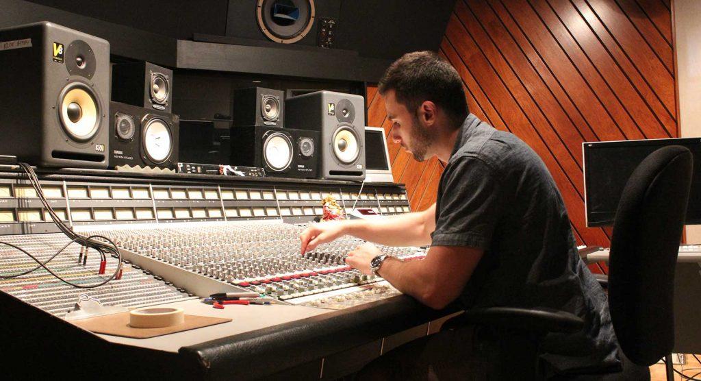 Toronto Music Mixing