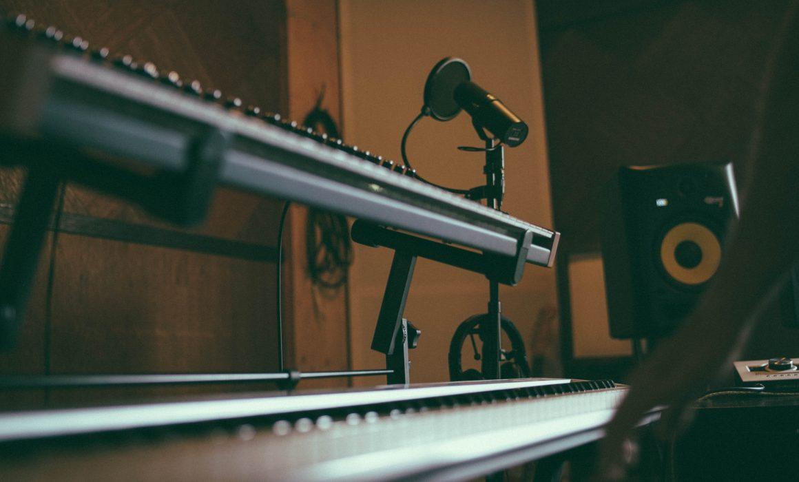 Professional Recording Studio