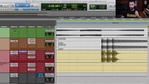 Screen-capture-mixing